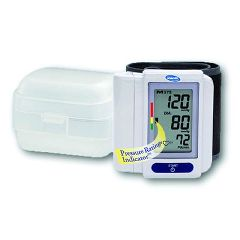 Invacare Deluxe One Touch Digital Wrist Blood Pressure Monitor