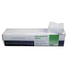 ScripHessco Intrinsics 2 X 2 Cotton-Filled Gauze, 5,000 count