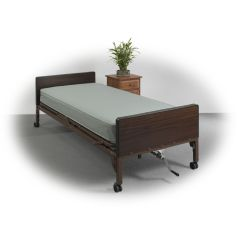 Mason Medical Bed Renter Densified Fiber Mattress