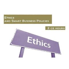 Castine Consulting Ethics and Smart Business Policies: 2 Continuing Education Hours