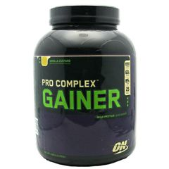 Optimum Nutrition Pro Complex Gainer - Vanilla Custard