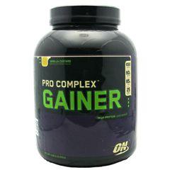 Optimum Nutrition Pro Complex Gainer - Vanilla Custard