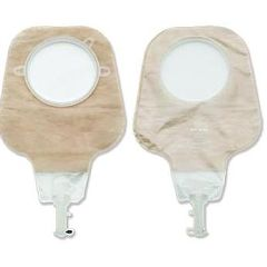 New Image High Output Ultra Clear Drainable Urostomy Bags