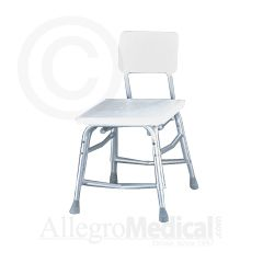 ConvaQuip Bariatric Shower Chair - 500 lb. Capacity