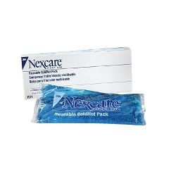"NEXCARE  Reusable Hot & Cold Flexible Gel Pack w/ Cover - 4"" x 10"""