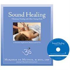 ScripHessco Sound Healing Vibrational Healing Book And DVD Set