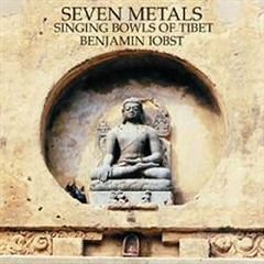Music Design Seven Metals CD By Ben Iobst