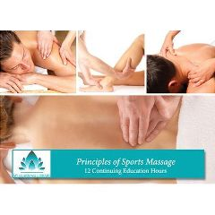 Castine Consulting Sports Massage 12 Continuing Educations Hours