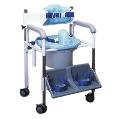 Columbia Positioning Commode