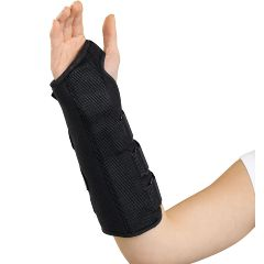 Medline Universal Wrist and Forearm Splints