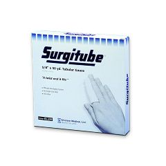 Derma Science Surgitube Tubular Gauze Roll - 10 Yards White