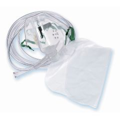Medline Adult Disposable Oxygen Masks