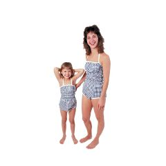Dipsters Patient Wear, Girl's One-Piece