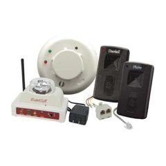 Silent Call Communications Silent Call Sidekick Receiver Deluxe Notification Kit