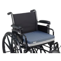 "Drive Gel-E 3"" Wheelchair Cushions with Gel Bladder"