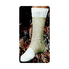 Scott Specialties Spandex Double Strap Ankle Brace