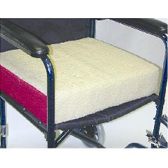 Mabis DMI Standard Polyfoam Wheelchair Cushion