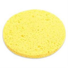 """ScripHessco Round Facial Sponges 2.75"""" 20 Pack"""