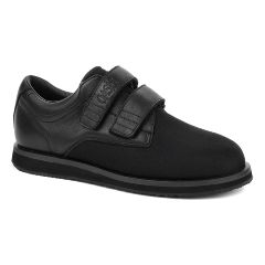Oasis Footwear Oasis Women's Women's X-Tender Black Diabetic Shoe
