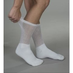 Wearever Diabetic Loose Top Sock by Buster Brown 3 pack