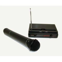 Oval Window Audio Oval Window Hand-Held Microphone