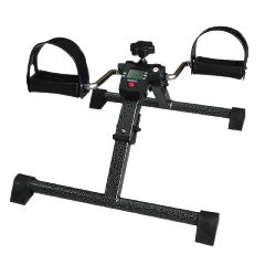 Cando Pedal Exerciser - With Digital Display, Fold-Up