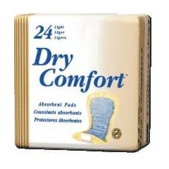 DRY COMFORT Light Pads - Beige