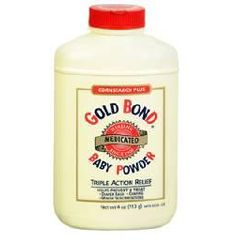 Medicated Baby Powder Gold Bond® 4 oz. Shaker