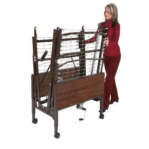 Medline Bed Transport Cart Model 059 574655 01