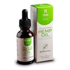 Functional Remedies Pro Full Spectrum Hemp Oil Tincture