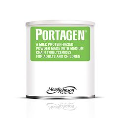 Mead Johnson Portagen 14.46 oz - Milk Protein Based Powder