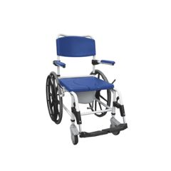 Drive Aluminum Rehab Shower Commode Chair