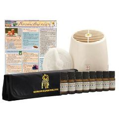 TheraPro Deluxe Aromatherapy Kit