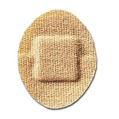 "Coverlet Adhesive Dressing - 1 1/4"" Oval"