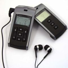 Comfort Audio Inc Comfort Audio Contego FM HD Communication System with Earphone & Headphone