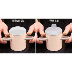 Ableware Arthro Thumbs-Up Cup - with or without Lid