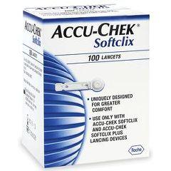Roche ACCU-CHEK Softclix Lancets