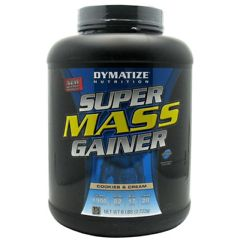 Dymatize Super Mass Gainer - Cookies and Cream