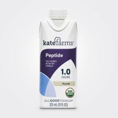 Kate Farms® Peptide 1.0 Organic Ready To Use Nutrition