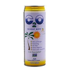 C20 Pure Coconut Water C2O Pure Coconut Water - Pineapple juice & Coconut Pulp