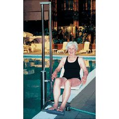 Aquatic Access Pool Lift Model IGAT-180