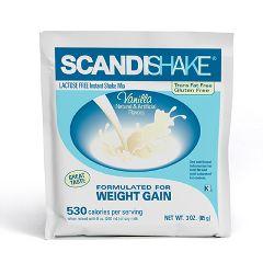 Scandishake Calorie Rich Shake Mix - 3 Oz Vanilla