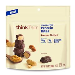 Think Products Think Thin Bites - Peanut Butter