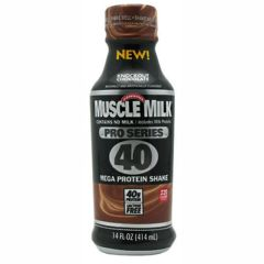 CytoSport Pro Series Muscle Milk Pro Series 40 - Knockout Chocolate