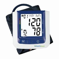 HealthSmart Talking Automatic Arm Digital BP Monitor