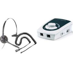 Serene Innovations Inc Serene Innovations UA-50 Business Phone Amplifier with H141N Headset