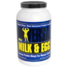 Universal Nutrition Milk & Egg Protein - 1.5 lb.