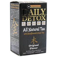 Daily Detox Daily Detox Herbal Tea - Original