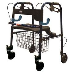 Drive Basket for Clever Lite Rollator