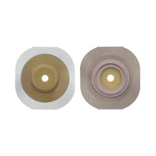 New Image FlexWear Convex Skin Barrier with Floating Flange and Tape